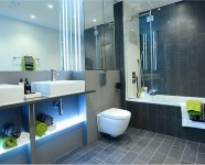 Design of Bathroom Lighting Schemes