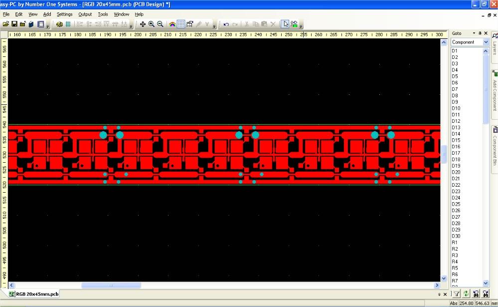 PCB Designers Custom LED Modules and LED Circuits