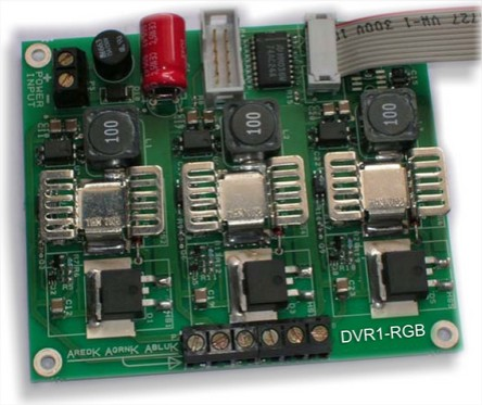 Modular LED Drivers | Output Cards