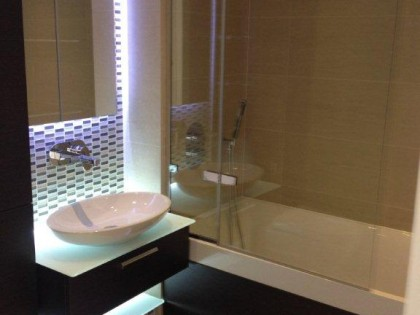 Bathroom Lights Design bathroom led lighting schemes