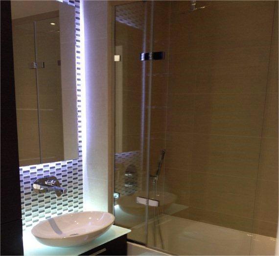 Illuminated LED Mirrors